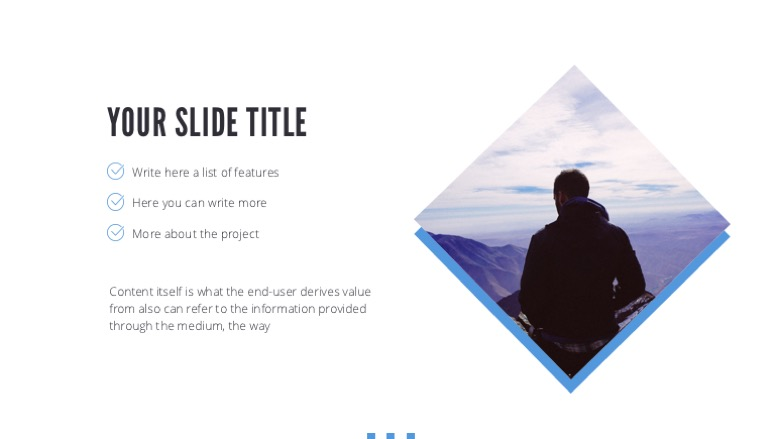 Simple free powerpoint template simple free powerpoint template slide 5 toneelgroepblik Images
