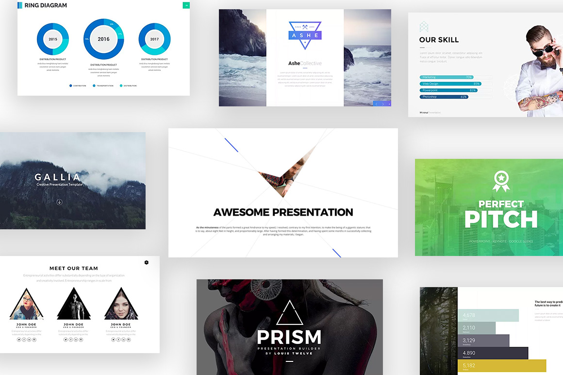 best free powerpoint templates for outstanding presentations