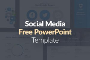 Social Media Pro Free Powerpoint Template