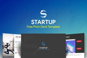 Startup Pitch Deck Free Powerpoint Template