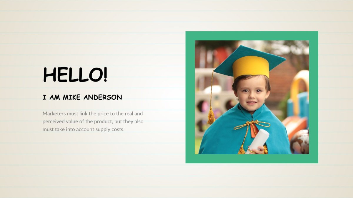 Kindergarten free powerpoint template powerpointify kindergarten free powerpoint template slide 3 toneelgroepblik Images