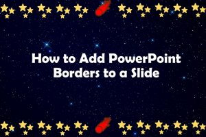 Powerpoint Borders