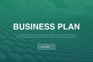 Green Biz Free Powerpoint Template