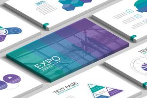 Expo Free Powerpoint Template