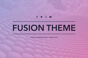 Fusion Free Powerpoint Template