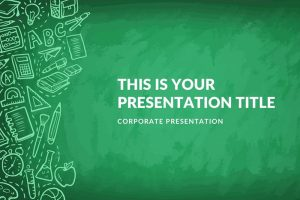 25 Free Education Powerpoint Templates For Teachers And