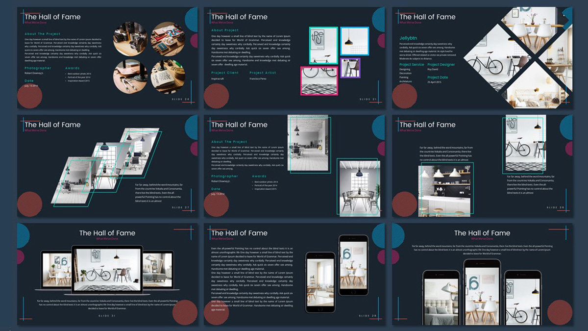 Kitulah Free Powerpoint Template