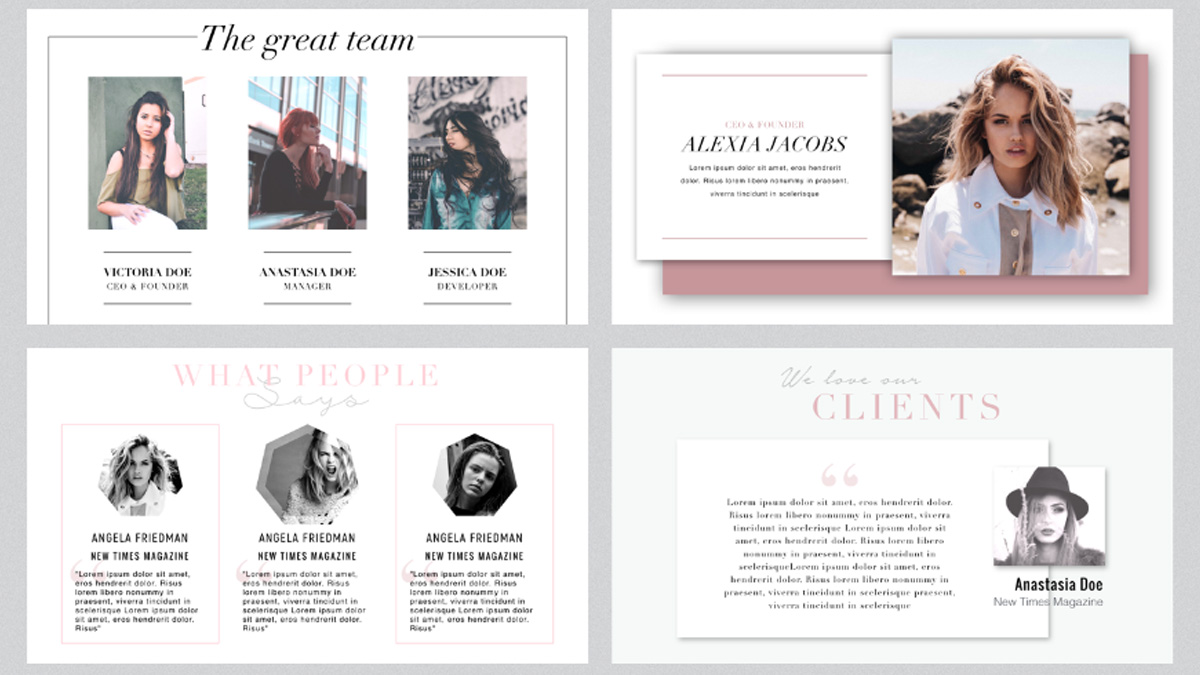 London minimal free powerpoint template london minimal free powerpoint template slide 7 toneelgroepblik Image collections