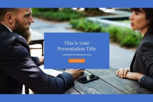 Master Free Powerpoint Template