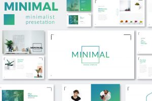 25 minimal powerpoint templates for aesthetic presentations mines free powerpoint template toneelgroepblik Image collections
