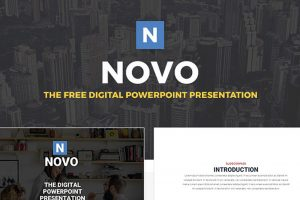 Novo Free Powerpoint Template