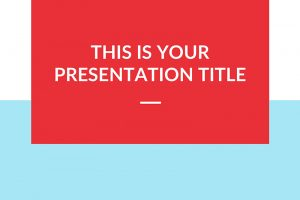 Playful Free Powerpoint Template