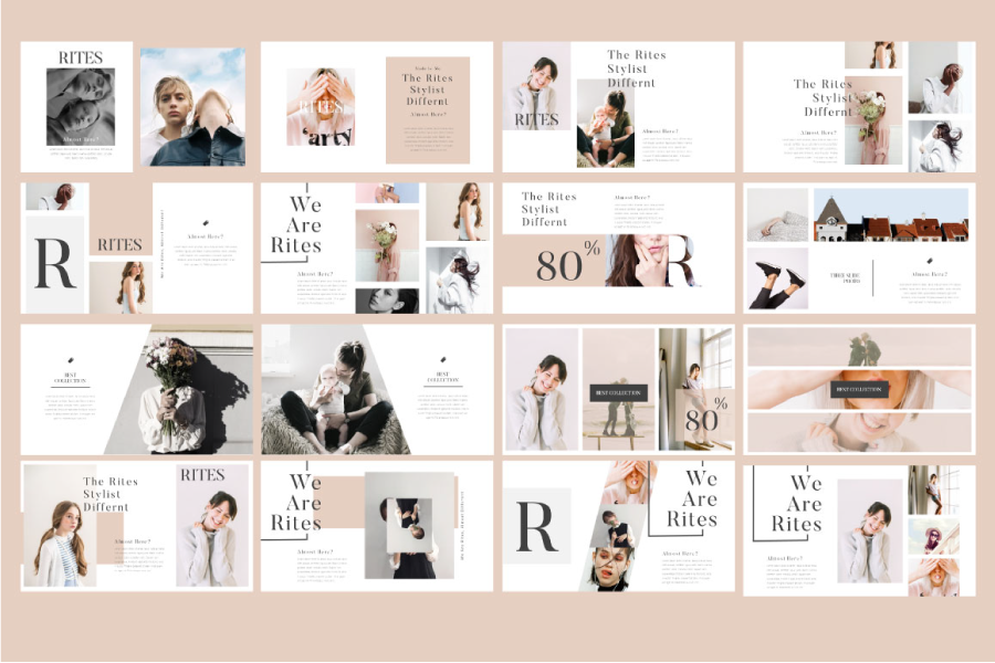 Rites Free Powerpoint Template
