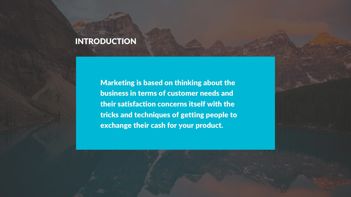 Sales Pitch Free Powerpoint Template Slide 2