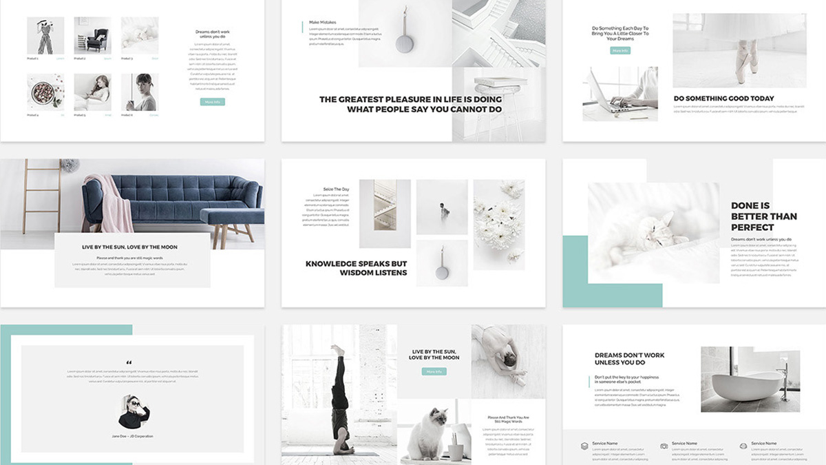 Taya free powerpoint template powerpointify taya free powerpoint template slide 1 toneelgroepblik Image collections