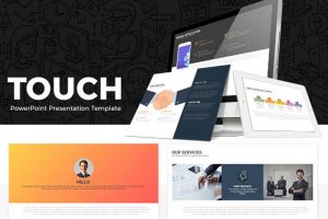 Touch Free PowerPoint Template