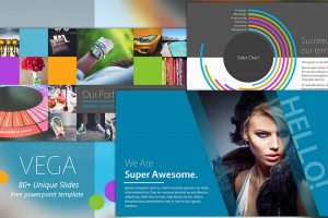 Vega Free Powerpoint Template