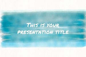 Timon Free Powerpoint Template
