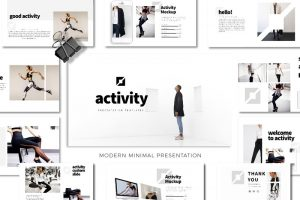 35 minimal powerpoint templates for aesthetic presentations activity free powerpoint template toneelgroepblik Gallery