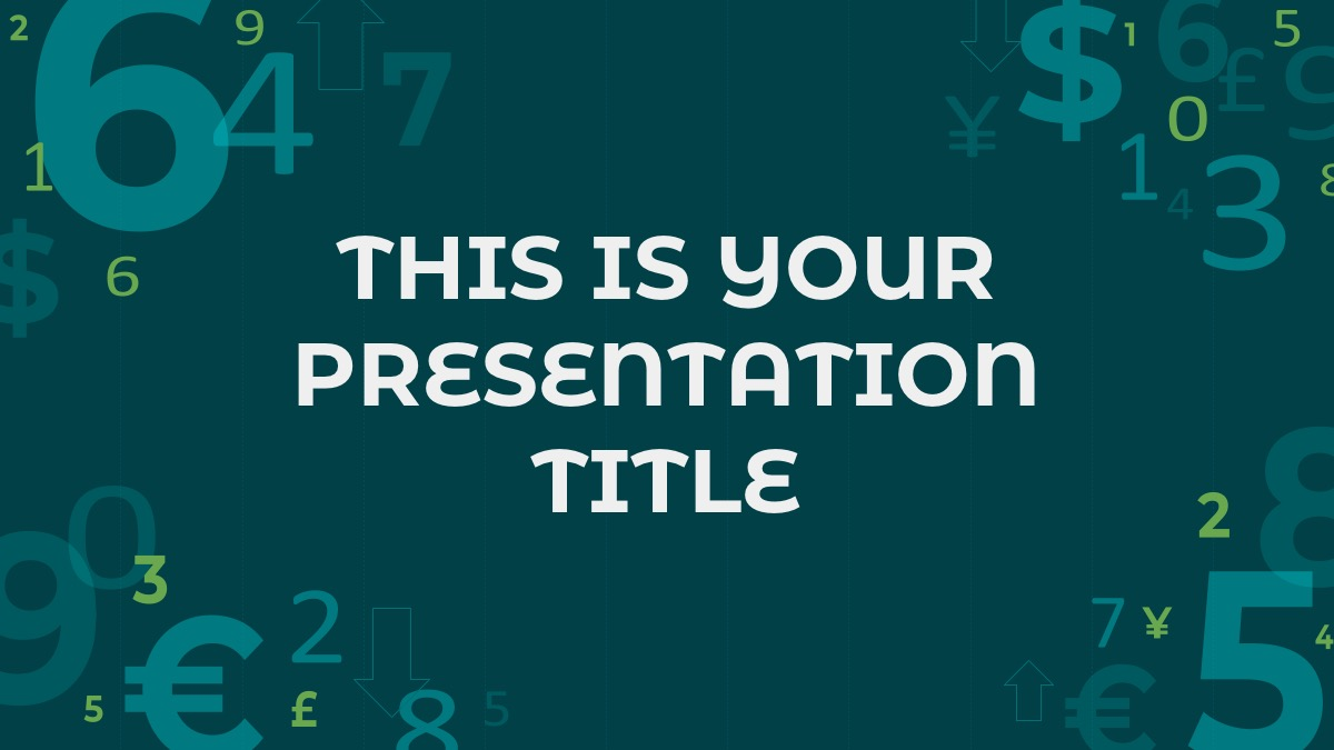 Finance Powerpoint Template 25 Free Ppt Slides Powerpointify