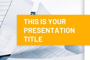 Basset Free Powerpoint Template