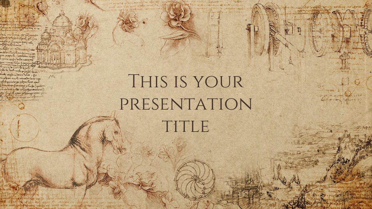 Dolabella History Free Powerpoint Template