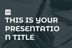 Ganymede Free Powerpoint Template