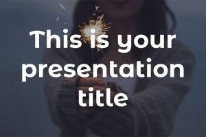 Katharine Free Powerpoint Template