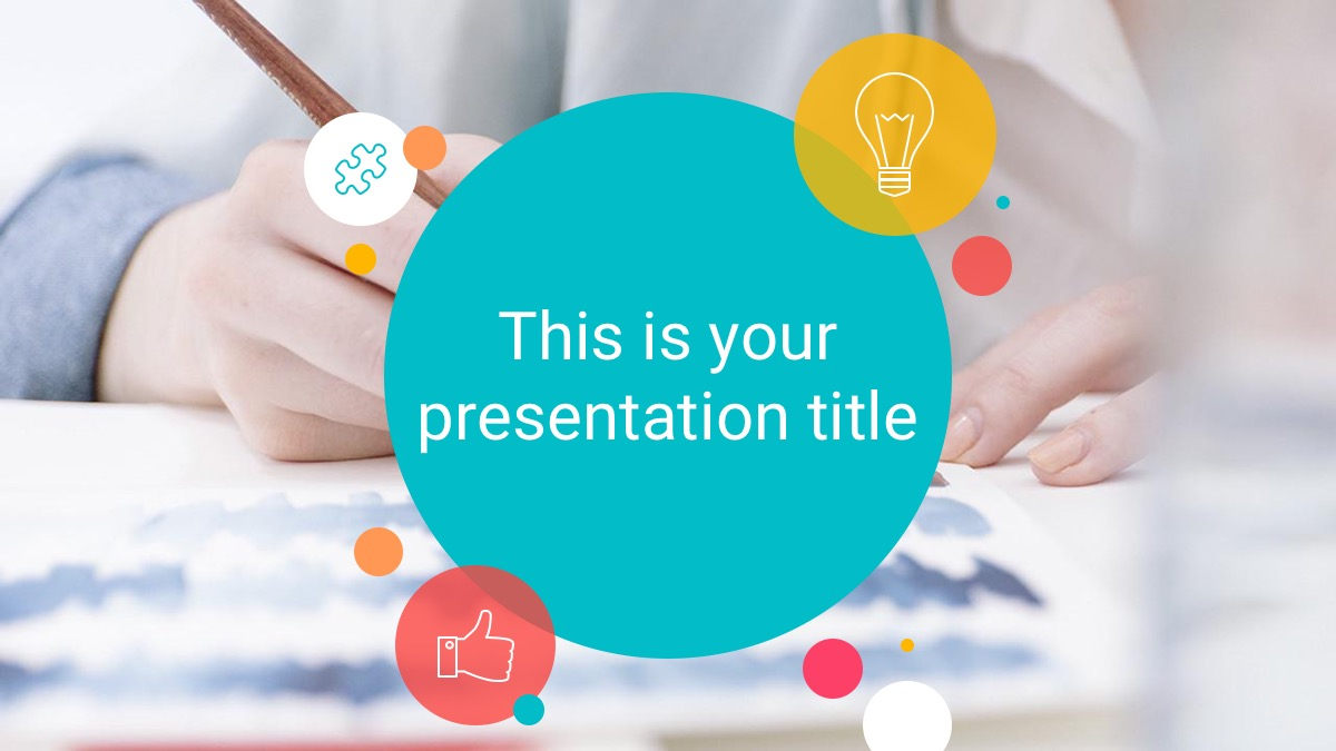 Kent Free Powerpoint Template