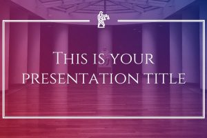 Vicentio Free Powerpoint Template