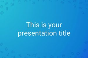 York Free Powerpoint Template