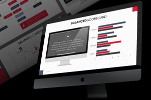 Balanced Scorecard Free Powerpoint Template