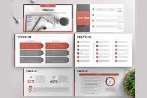 Checklist Free Powerpoint Template