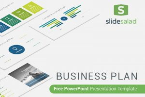 Clean Corporate Biz Free Powerpoint Template