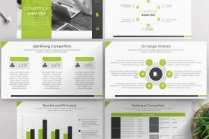 Competitor Analysis Free Powerpoint Template