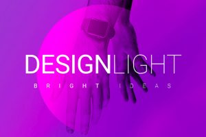 Design Light Free Powerpoint Template