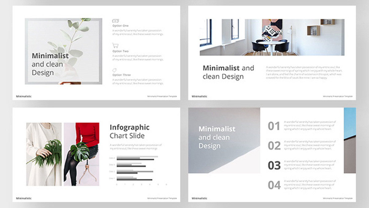 Bold Aesthetic Free Powerpoint Template