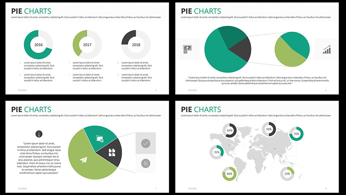 Diagram Template On Data Flow Diagrams For Powerpoint Presentations