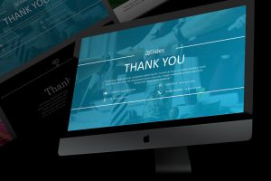 Thank You Slide Free Powerpoint Template