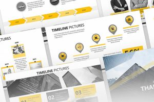 Timeline Product Analysis Powerpoint Template