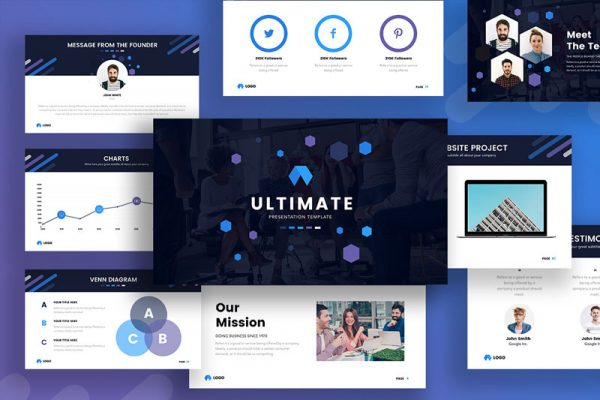Ultimate Powerpoint Template [Premium Template]