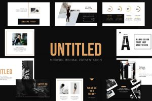 50 free modern powerpoint templates designs