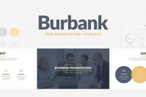 45 free business powerpoint templates burbank business proposal free powerpoint template wajeb Images