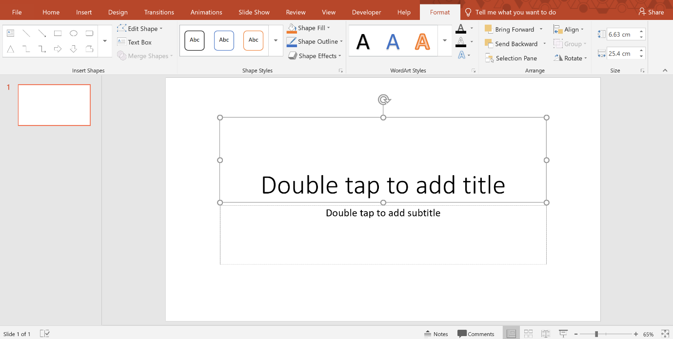 How To Make A Poster In PowerPoint 14