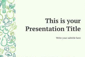 Canie Free Powerpoint Template