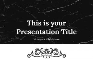Cerise Free Powerpoint Template