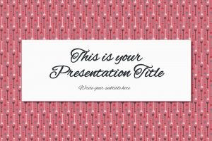 Juliet Free Powerpoint Template