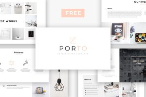 45+ Minimal Powerpoint Templates for Aesthetic Presentations