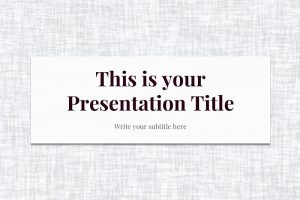 Quartz Free Powerpoint Template Cover