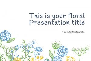 Roxanne Free Powerpoint Template